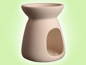 "Keramik zuhausemalen.de | Duftlampe <span style=""font-size: 10px"">(Farbgröße M)</span> Allerlei Utensilien"