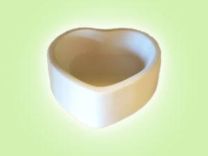 Keramik zuhausemalen.de | Futternapf Katzenliebe ( Farbgröße M) Allerlei Utensilien
