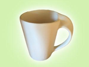 "Keramik zuhausemalen.de | Loop <span style=""font-size: 10px"">(Farbgröße M)</span> Tassen&Becher"