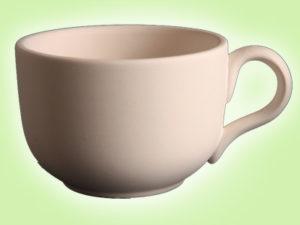 "Keramik zuhausemalen.de | Jumbotasse <span style=""font-size: 10px"">(Farbgröße M)</span> Tassen&Becher"