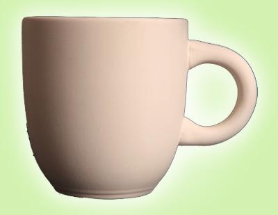 """Keramik zuhausemalen.de   Kakaobecher <span style=""""font-size: 10px"""">(Farbgröße M)</span> Tassen&Becher"""