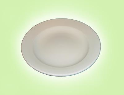 "Keramik zuhausemalen.de | Suppenteller mit Rand <span style=""font-size: 10px"">(Farbgröße M)</span> Teller"