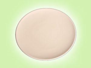 "Keramik zuhausemalen.de | Serie Teller flach 28<span style=""font-size: 10px"">(Farbgröße L)</span> Teller"