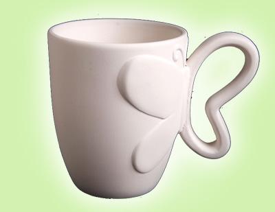 Keramik zuhausemalen.de | Tasse Butterfly Tassen&Becher
