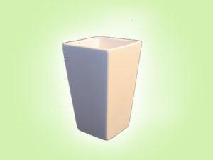 "Keramik zuhausemalen.de | Vase Cubetto <span style=""font-size: 10px"">(Farbgröße M)</span> Vasen"