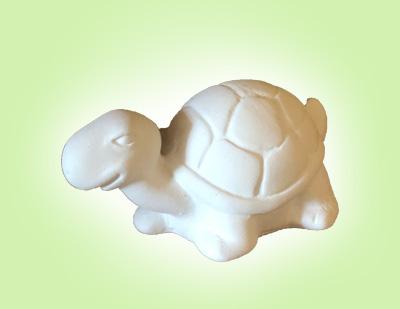 "Keramik zuhausemalen.de   Schildkröte Gerda <span style=""font-size: 10px"">(Farbgröße XS)</span> Figuren"