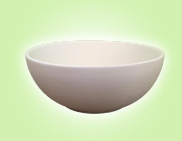 Keramik zuhausemalen.de | Schüssel glatt (Farbgröße M) Schüsseln&Schalen