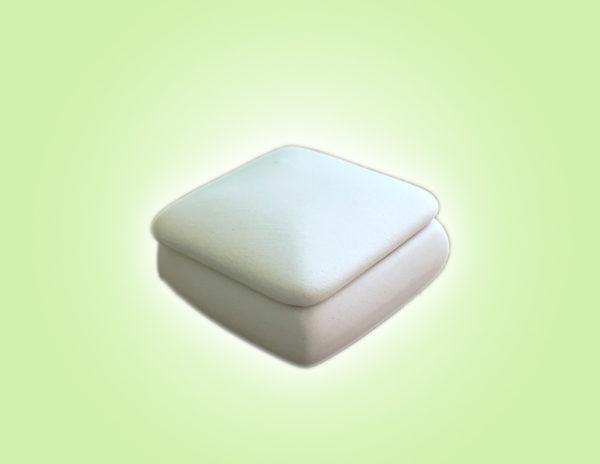 Keramik zuhausemalen.de | Mini Dose quadratisch (Farbgröße XS) Dosen