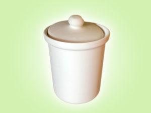 Keramik zuhausemalen.de | Retro Dose Small (Farbgröße M) Dosen