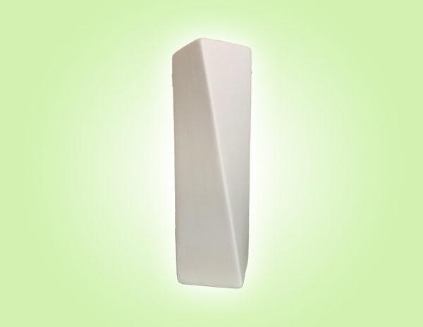 Keramik zuhausemalen.de | Hurrikan Vase (Farbgröße L) Vasen