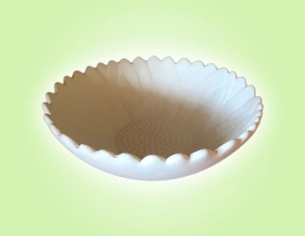 Keramik zuhausemalen.de | Sonnenblumenschale groß (Farbgröße M) Schüsseln&Schalen