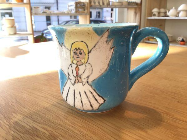 Keramik zuhausemalen.de | Perfekter Kaffeebecher (Farbgröße M) Tassen&Becher