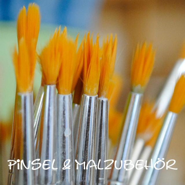 Pinsel & Malzubehör – Keramik selbst (zuhause) bemalen