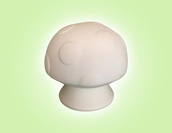 Keramik zuhausemalen.de | Spardose Pilz (Farbgröße M) Spardosen