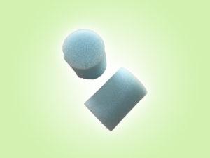 Keramik zuhausemalen.de | Schwämmchen 2er Pack Pinsel und Malzubehör