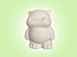 Keramik zuhausemalen.de | Spardose Monster (Farbgröße M) Spardosen