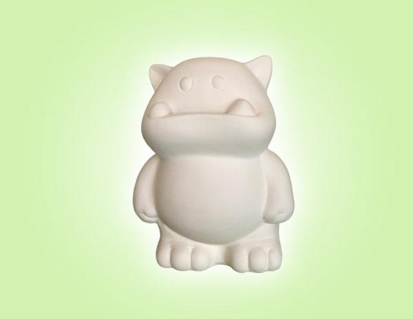 Keramik zuhausemalen.de   Spardose Monster (Farbgröße M) Spardosen