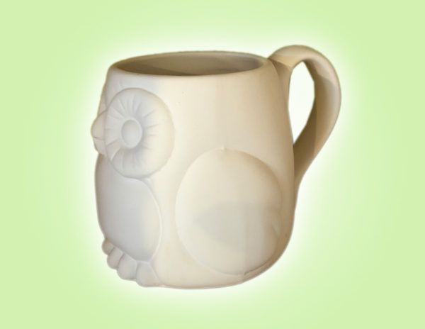 "Keramik zuhausemalen.de   Tasse Athena <span style=""font-size: 10px"">(Farbgröße M)</span> Tassen&Becher"