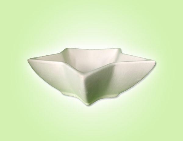 Keramik zuhausemalen.de | Sternschale klein (Farbgröße M) Schüsseln&Schalen