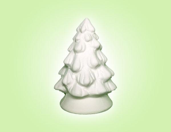 Keramik zuhausemalen.de | Baum  klein (Farbgröße S) Weihnachten