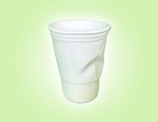"Keramik zuhausemalen.de | Plastikbecher groß <span style=""font-size: 10px"">(Farbgröße M)</span> Tassen&Becher"