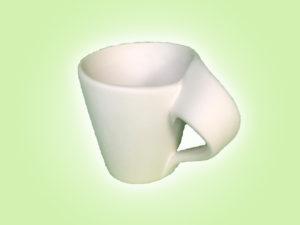 "Keramik zuhausemalen.de | Loopy Espressotasse <span style=""font-size: 10px"">(Farbgröße S)</span> Tassen&Becher"