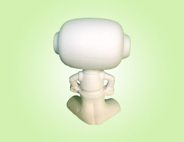 "Keramik zuhausemalen.de   Roboter Turbo <span style=""font-size: 10px"">(Farbgröße S)</span> Figuren"