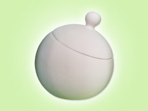 Keramik zuhausemalen.de | Keksdose (Farbgröße XL) Dosen
