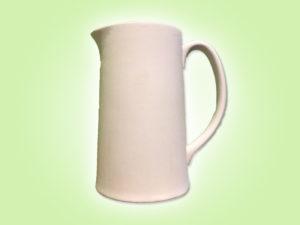 """Keramik zuhausemalen.de   Krug Picasso <span style=""""font-size: 10px"""">(Farbgröße L)</span> Krüge & Kannen"""