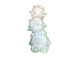 "Keramik zuhausemalen.de | Eulenstapel Spardose <span style=""font-size: 10px"">(Farbgröße L)</span> Spardosen"