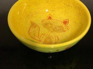 Keramik zuhausemalen.de | Schale ES 15 (Farbgröße M) Schüsseln&Schalen