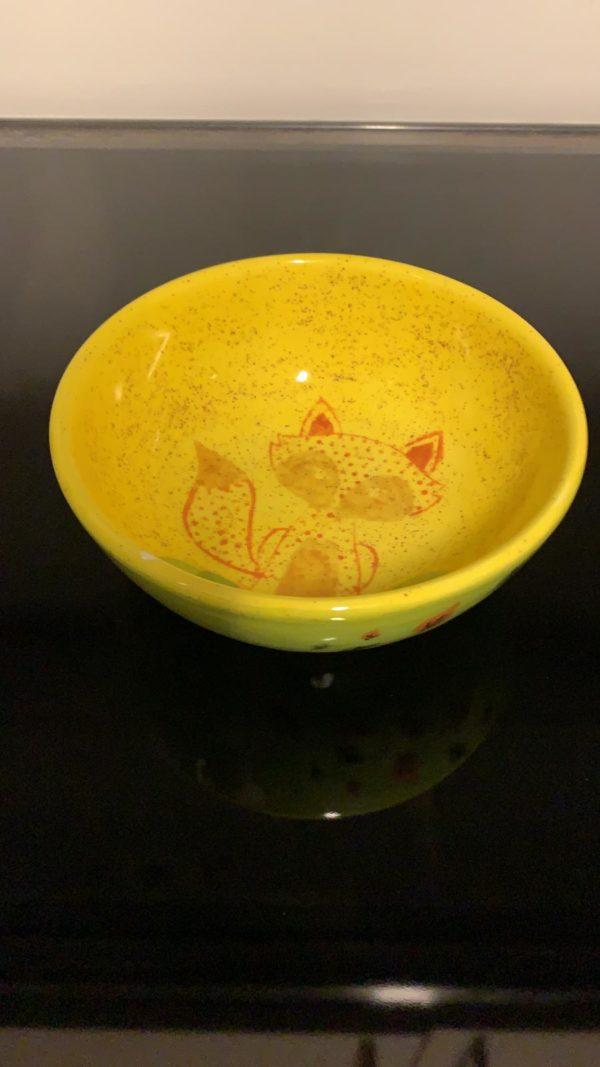 Keramik zuhausemalen.de | Schale Eco 15 (Farbgröße M) Schüsseln&Schalen