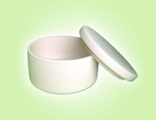 Keramik zuhausemalen.de   Runde Dose Small (Farbgröße S) Dosen
