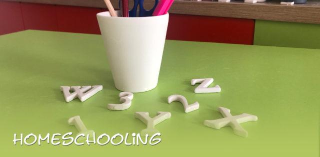 Homeschooling braucht Abwechslung – Keramik selbst (zuhause) bemalen