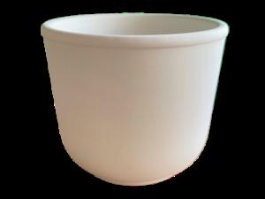 Keramik zuhausemalen.de   Übertopf Medium (Farbgröße L) Vasen
