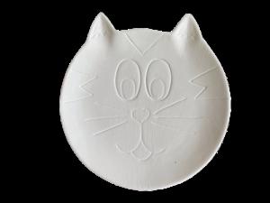 Keramik zuhausemalen.de | Teller Kitty ø 18cm(Farbgröße M) Teller