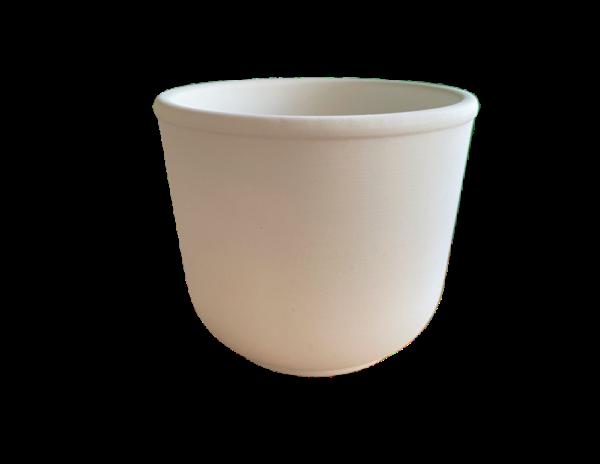 Keramik zuhausemalen.de | Übertopf klein (Farbgröße M) Vasen