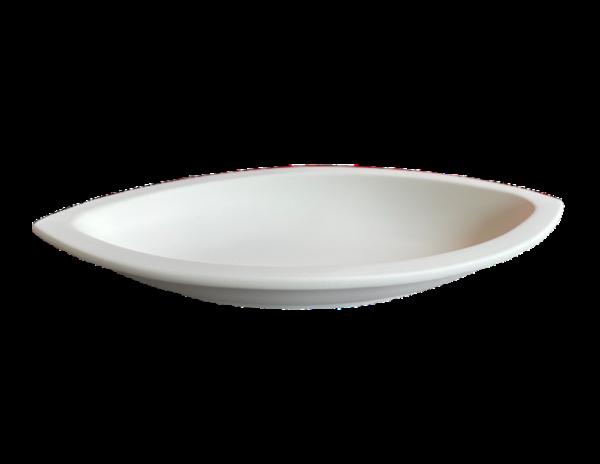 Keramik zuhausemalen.de   Kanu Schale (Farbgröße L) Schüsseln&Schalen