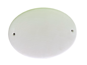 "Keramik zuhausemalen.de | Türschild oval <span style=""font-size: 10px"">(Farbgröße S)</span> Allerlei Utensilien"