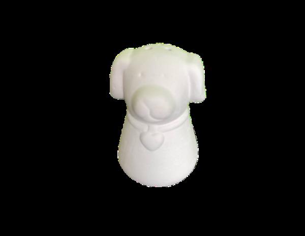 Keramik zuhausemalen.de   Wau Streuer (Farbgröße XS) Für den Tisch
