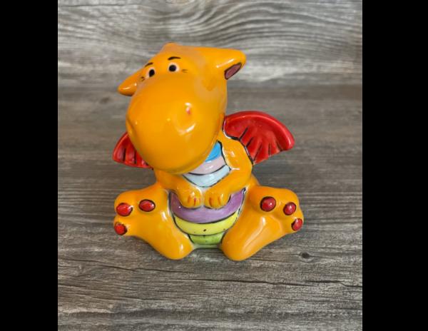 Keramik zuhausemalen.de | Drache Dragi ( Farbgröße S) Figuren