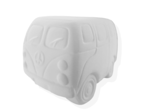 Keramik zuhausemalen.de | Bulli Spardose ( Farbgröße M) Spardosen