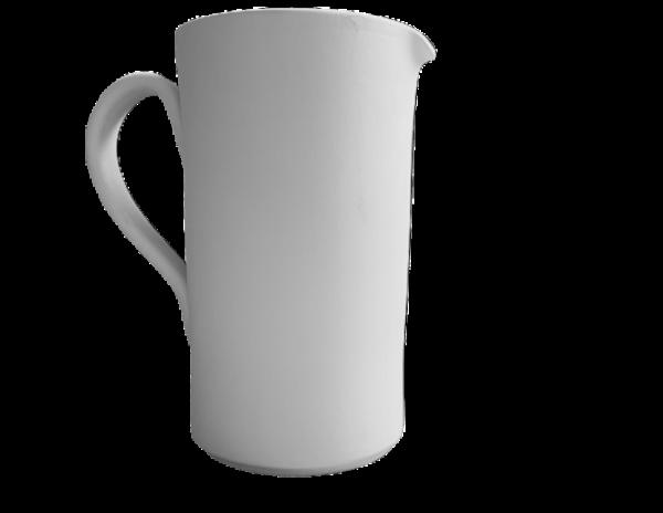 Keramik zuhausemalen.de | Glatter Krug (Farbgröße L) Krüge & Kannen